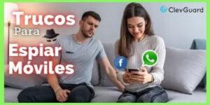 Trucos para espiar android con clevguard app